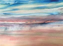 """""""Coastal Reflections"""" by DonnaMarie Gaspar."""